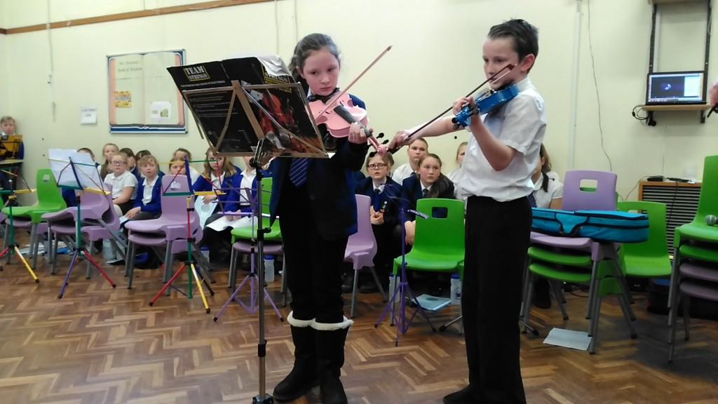 Violins (3)